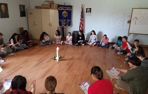 middle school prayer